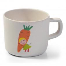 Чашка Fissman Морковка бамбук 225 мл 8368 ТМ: Fissman