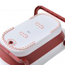 Ванночка складная Babyhood Комфорт Красная BH-323R ТМ: Babyhood