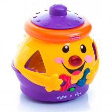 Интерактивная игрушка Fisher-Price Laugh and learn Волшебный горшочек на украинском (М4916)