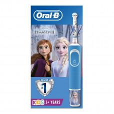 Электрическая зубная щетка Oral-B Frozen  80337082 ТМ: Oral-B