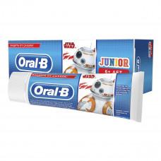 Зубная паста Oral-B Junior Star Wars 75 мл  ТМ: Oral-B