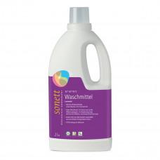 Sonett органическое жидкое средство для стирки, 2 л, (концентрат) GB5010 ТМ: Sonett