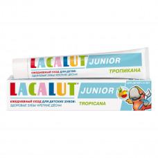 Зубная паста Lacalut Junior Tropicana 75 мл  ТМ: Lacalut