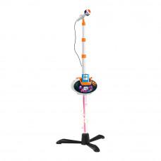 Детский микрофон Simba на стойке интерактивный (6838615)