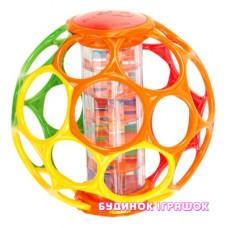 Развивающая игрушка Oball с погремушкой Лабиринт (81030)