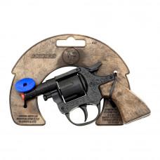 Игрушка полицейский Револьвер 8-зарядной Gonher черный (3073/6)