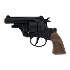 Игрушечное оружие Револьвер полицейский Gonher 12-зарядной (3074/6)