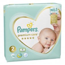Подгузники Pampers Premium Care Mini (4-8 кг) 94 шт 81689707 ТМ: Pampers
