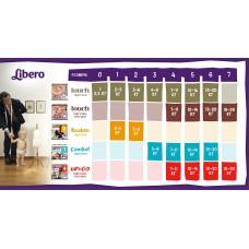 Подгузники-трусики Libero Touch 4 (7-11кг) 36 шт  ТМ: Libero