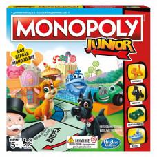 Настольная игра Моя первая Монополия Hasbro Games (A6984)