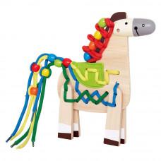 Развивающая игрушка Hape Пони (Е1016)