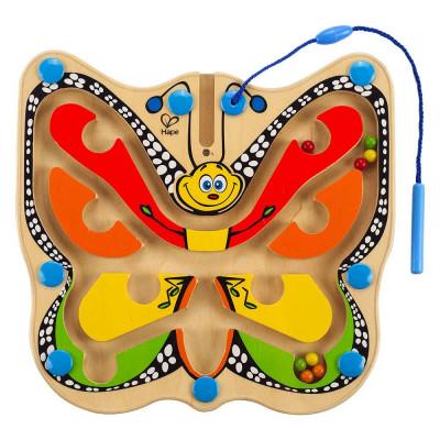 Доска-лабиринт Hape Бабочка (Е1704)