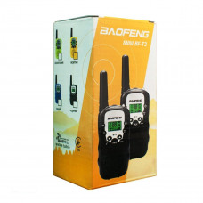 Переговорное устройство Baofeng MiNi BF-T2 PMR446 Yellow MINIBFT2_Y ТМ: Baofeng