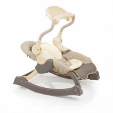 Кресло-качалка Weina MusiCozzi Magic, коричневый (4003.101.01)