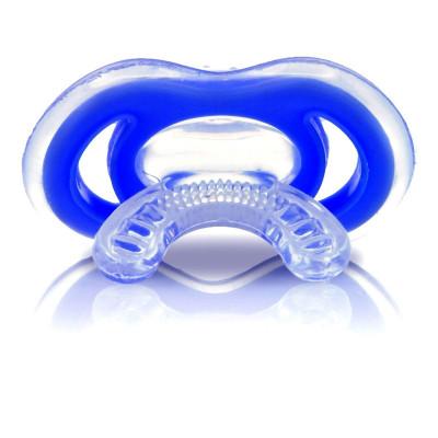 Прорезыватель силиконовый Nuby Natural Touch Gum-Eez 67918 ТМ: Nuby
