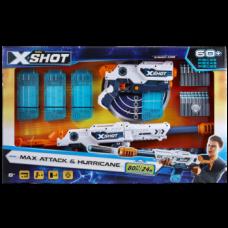 Набор скорострельных бластеров Zuru X-Shot Excel Clip Blaster (36123Z)