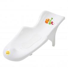Сиденье для ванны Maltex Baby Дино Белое 6104 ТМ: Maltex Baby