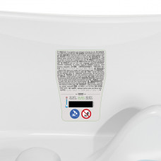 Ванночка OK Baby Onda White С анатомической горкой 38236840 ТМ: OK Baby