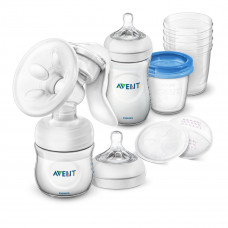 Набор для сцеживания молока Philips Avent Comfort Breastfeeding Support Kit SCD221/00 ТМ: Philips Avent