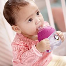 Чашка-непроливайка Philips Avent Penguin Pink 200 мл SCF746/03 ТМ: Philips Avent