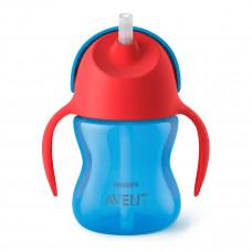 Чашка с трубочкой Avent, 210 мл SCF796/01 ТМ: Philips Avent