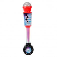 Музыкальный инструмент микрофон с разъемом для МР3 плеера  Simba (6830401)