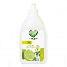 Средство для мытья посуды Planet Pure Лимон Шалфей 510 мл  ТМ: Planet Pure