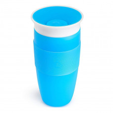 Чашка-непроливайка Munchkin Blue Miracle 414 мл 011149.01 ТМ: Munchkin