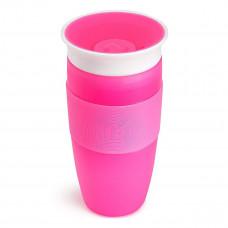 Чашка-непроливайка Munchkin Pink Miracle 414 мл 011149.03 ТМ: Munchkin