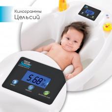 Ванночка Baby Patent Aquascale 3 в 1 2008 ТМ: Baby Patent