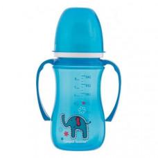 Кружка тренировочная Canpol Babies EasyStart синяя, 240 мл 35/208_blu ТМ: Canpol babies