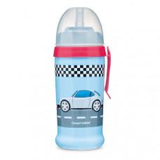 Поильник-непроливайка Canpol babies Racing темно-синий 350 мл 56/516_blud ТМ: Canpol babies