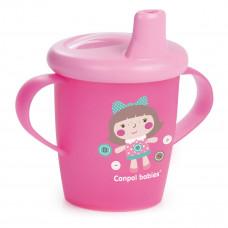 Поильник-непроливайка Canpol babies Toys розовый 250 мл  31/200_pin ТМ: Canpol babies