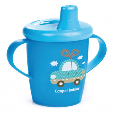 Поильник-непроливайка Canpol babies Toys синий 250 мл  31/200_blu ТМ: Canpol babies