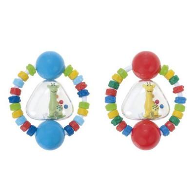 Погремушка-прорезыватель Canpol babies Жираф (в ассорт) 2/325 ТМ: Canpol babies