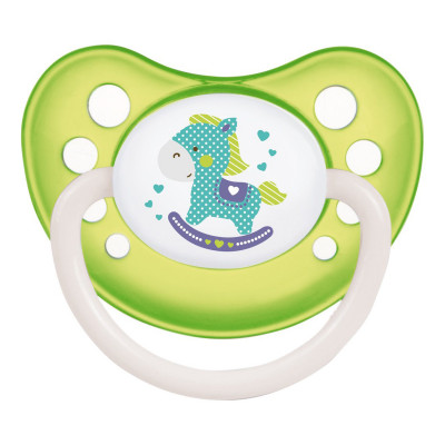 Анатомическая латексная пустышка Canpol babies Toys 18 м (в ассорт) 23/261 ТМ: Canpol babies