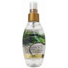 Масло-спрей для волос OGX, увлажняющее с кокосовым маслом, 118 мл
