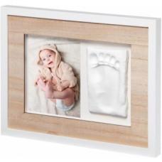 Настенная рамка Baby Art Натуральная, с отпечатком (3601095900)