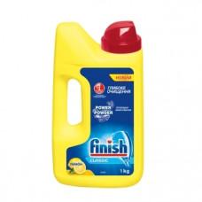 Порошок для посудомоечных машин Finish с ароматом лимона, 1 кг