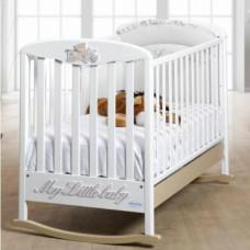 Кроватка детская Baby Italia My Little Baby, 131,5х71 см