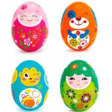 Погремушка Hola Toys Яйца, в ассортименте (3102C)
