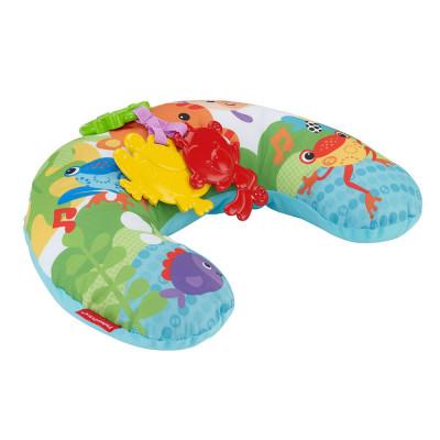 Музыкальная массажная подушка для игры на животике Fisher-Price (CDR52)