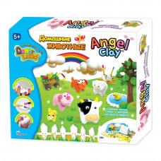 Набор для творчества Домашние животные Angel Clay (AA12051)