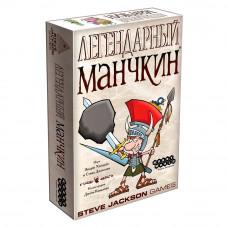 Настольная игра Легендарный Манчкин Hobby World (1200)