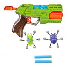 Бластер скорострельный ZURU Огонь по жукам X-Shot XCESS (4801)