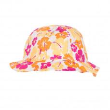 Панама с ярким цветочным принтом для девочки, р. 49 24503558800 ТМ: MaxiMo