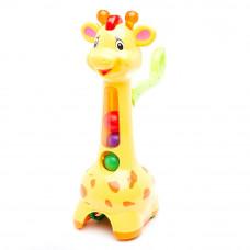 Каталка Kiddieland Нарядный жираф (052365)