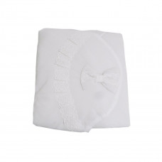 Конверт «Кружево», цвет молочный 27073741 ТМ: Бетис