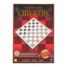 Настольная игра Merchant Ambassador Деревянные шашки (ST003)