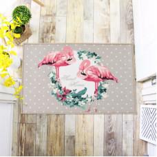 Коврик Фламинго 50 х 80 см